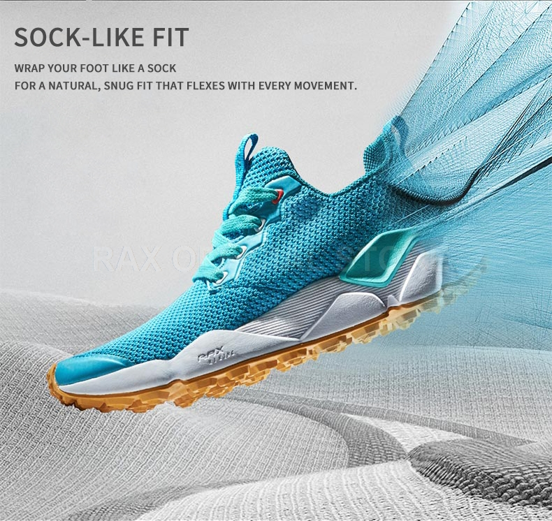 RAX New Mens Running Shoes Sport Sneakers Men Breathable Running Shoes Men Women Sneakers Trainers Man Zapatillas Deportivas 3