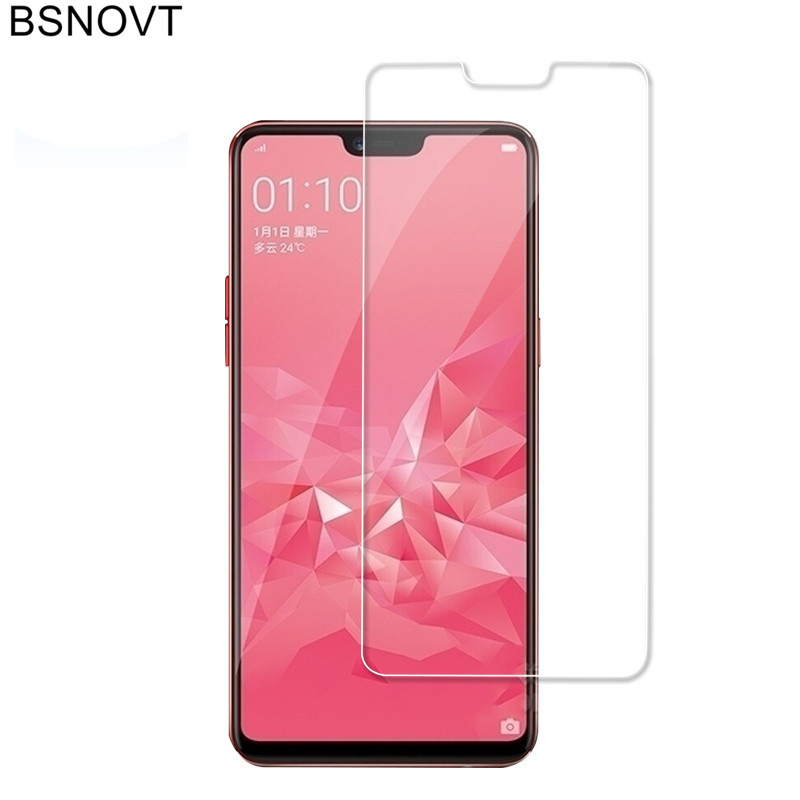 Galleria fotografica 2PCS Screen Protector Glass OPPO A3 Tempered Glass For OPPO A3 Glass Anti Scratch Phone Film OPPO A3 Toughened Film Glass BSNOVT