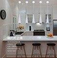 Kegel/Gerade 12 Watt morden führte pendelleuchte für esszimmer cob downlight scheinwerfer bar kreative dekorative hängelampe-in Deckenstrahler aus Licht & Beleuchtung bei