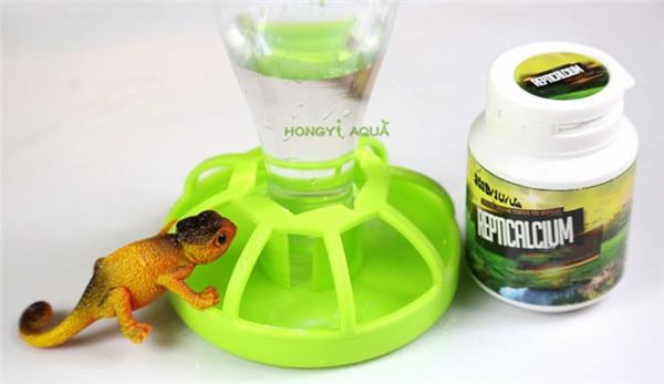 100g/bottle powder reptile supplement calcium powder lizards/chameleon/tortoise make calcium powder vitamin D3 reptile nutrition
