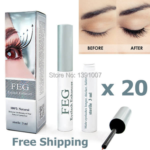 Aliexpress Buy Feg Eyelash Enhancer Serum Original
