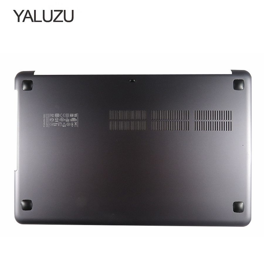 YALUZU New For Lenovo IdeaPad U510 Bottom Base Cover Case Laptop Replace Cover D shell case cover for lenovo ideapad yoga 2 pro 13 13 base bottom cover laptop replace cover am0s9000200