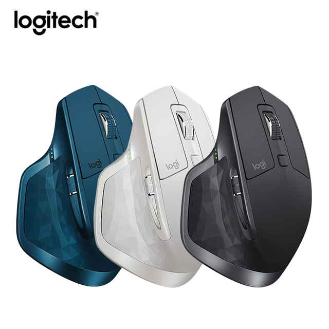 3991bd6ff7b Logitech MX Master2S Wireless Mouse with Cross-Computer Control Function , Bluetooth  Wireless Unifying Computer