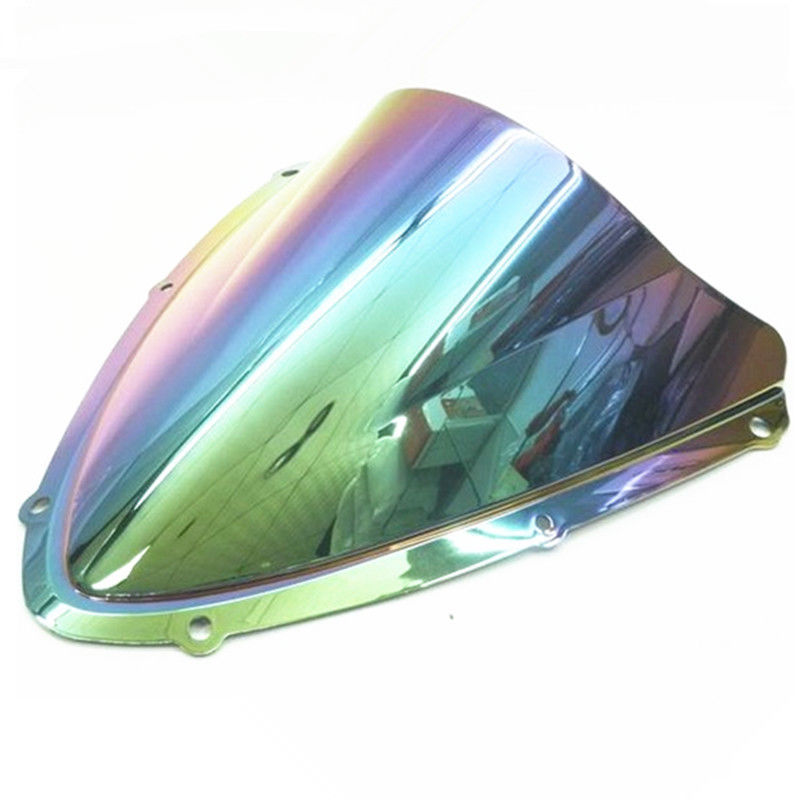 Motorcycle Colorful Windshields Windscreen High Quality ABS Plastic Screen Protector For <font><b>Suzuki</b></font> <font><b>GSX</b></font>-R <font><b>600</b></font> 750 K8 <font><b>2008</b></font> 2009 image