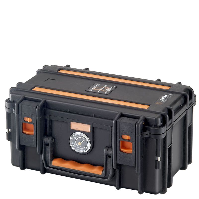 28x20x14.5cm Impact Resistant Safety Case Toolbox File Box Equipment Instrument Camera Case With Pre-cut Foam Lining