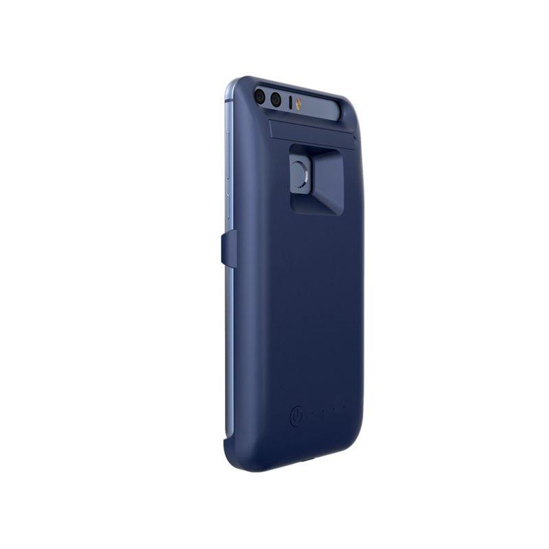 imágenes para Envío de la gota de la Nueva Llegada 3800 mah Caja de Batería Para Huawei Honor 8 Portable External Banco de la Energía Del Teléfono Móvil Cargador de Copia de seguridad caso