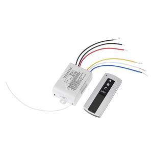 Image 5 - 220V 3 דרכים ON/OFF אלחוטי דיגיטלי שלט רחוק 3H אלחוטי דיגיטלי שלט רחוק מתג עבור פליטה מאוורר מנורת אור