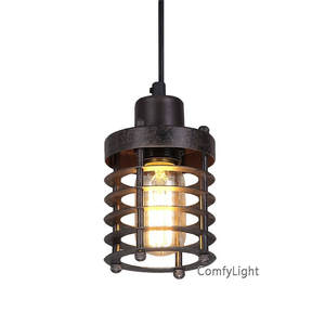 Top 10 Largest Suspension Light Cage List - Small-white-light-cage-by-josselin-deris