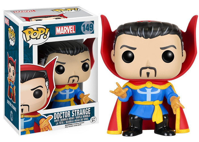 Funko POP Marvel Doctor Strange #149 Vinyl Bobble Head Doll 4