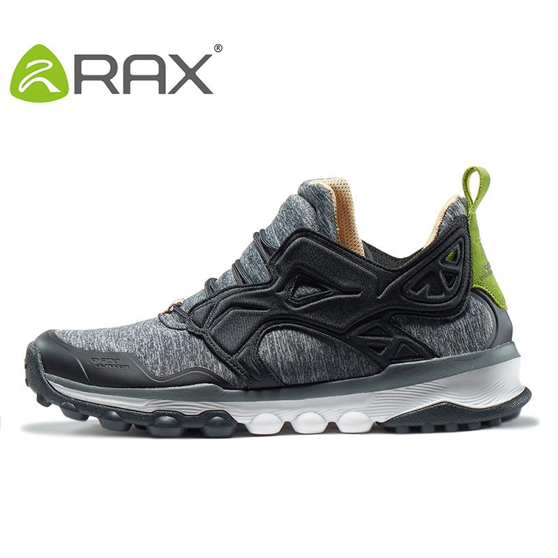Rax 2018 New Arrival Men Running Shoes For Women Breathable walking Sneakers Outdoor Sport Shoes Men Athletic Zapatillas Hombre rax autumn men running shoes for women sneakers men outdoor walking sport athletic shoes zapatillas hombre 63 5c365