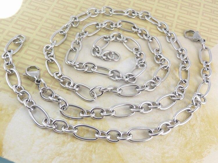 b3b920681d71 Acero inoxidable al por mayor de joyería de moda collar de cadena pequeña  para la mujer diseño de la vendimia de Venta caliente sfhaaabf