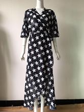 Cover Up Beach Wear Bikini 2019 Dresses For Women Pareo Tunics Summer 2019 Chiffon Lengthened Coastal Skirt Print Acetate Sierra