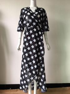 Image 5 - Cover Up Beach Wear Bikini 2019 Dresses For Women Pareo Tunics Summer 2019 Chiffon Lengthened Coastal Skirt Print Acetate Sierra
