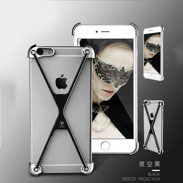Case iPhone oryginalny metal design różne kolory 6/6S 6/6S plus