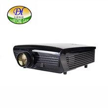 Todos Ganan 1280*800 P Soporte Proyector Full HD TV 1080 P Proyector LCD Con Cable Enchufe Para Cine En casa Negocio TL100