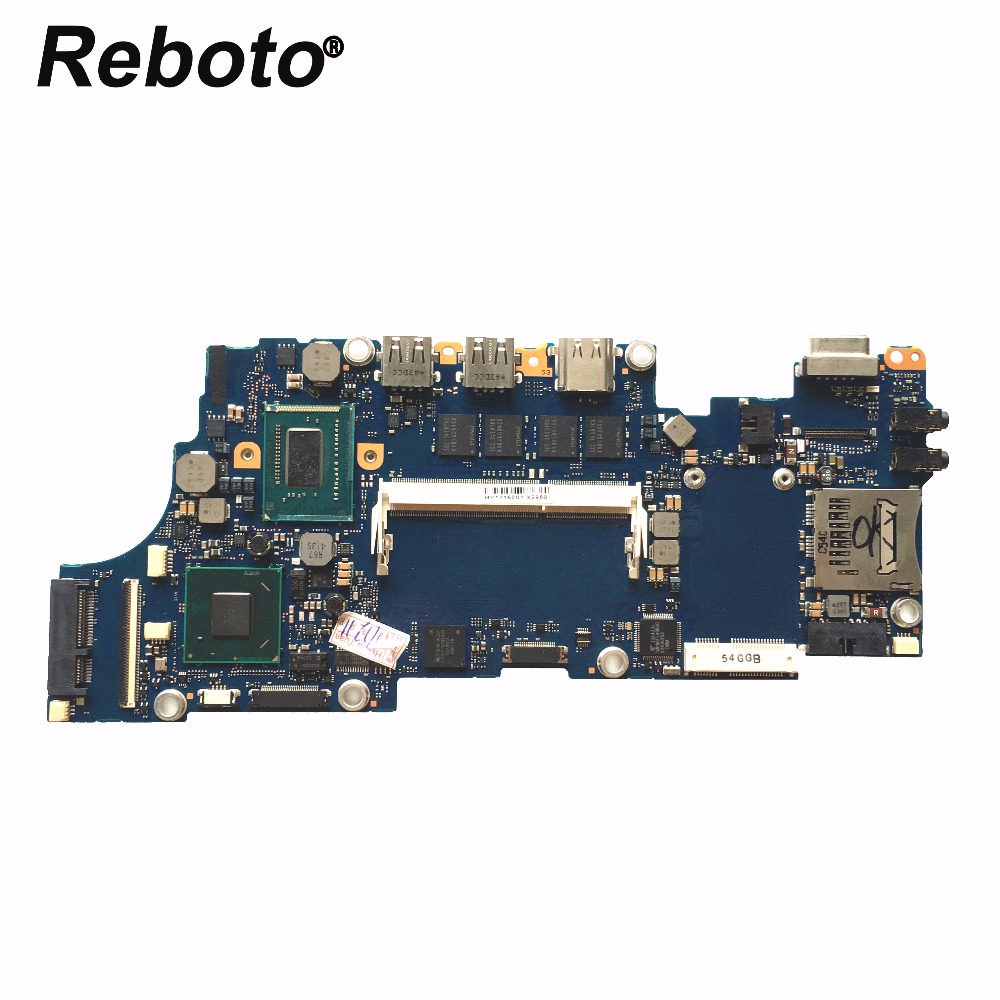 Reboto For Toshiba Z930 Z935 Laptop Motherboard HM76 With I5 3317U CPU 2GB RAM 100 Tested