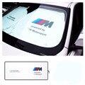 Car styling Tyvek M Motorsport emblema M power performance car parasol para BMW E30 E36 E39 E46 E90 E60 F30 X1 X3 X4 X5 X6