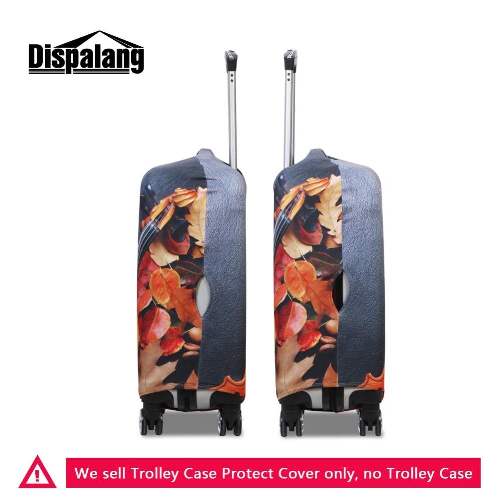 Čisti prtljažni pokrivači Voće 3D pokrivači za tisak za kovčege - Putni pribor - Foto 5