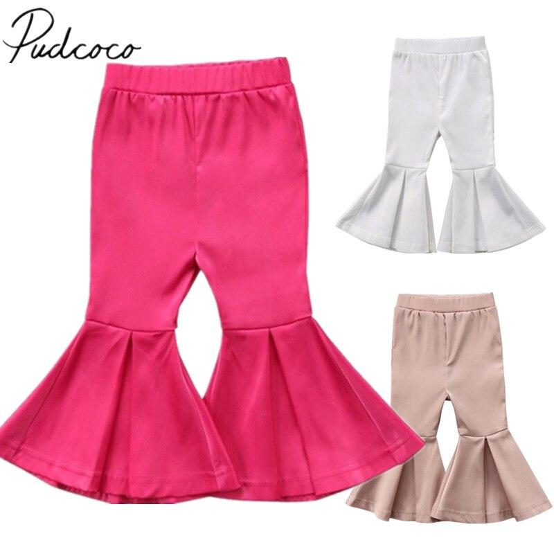 FEITONG Baby Boys Girls Bottom Trousers Harem Pants PP Children Leggings
