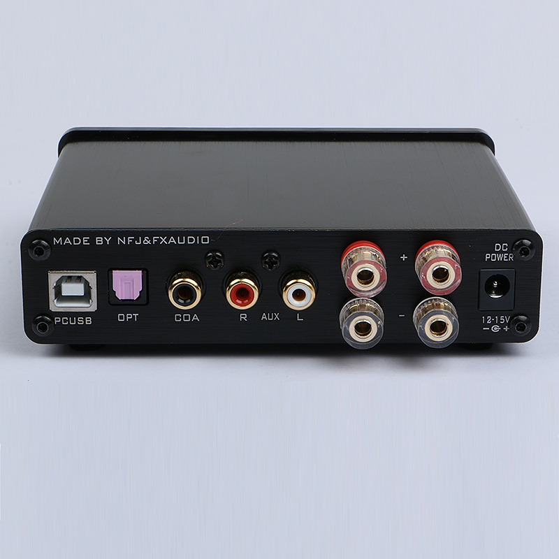 FX-Audio D302PRO STA369BW PCM1808 AK4113VF Ψηφιακός - Οικιακός ήχος και βίντεο - Φωτογραφία 2