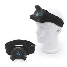 New Trackstrap head strap For VR HTC VIVE Tracker - Precision Full Body Tracking for and Motion Capture