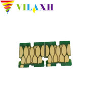 2 шт. T6193 автоматического сброса чипы для технического обслуживания картриджей для Epson суреколор T3000 T5000 T7000 T3200 T5200 T7200 T3270 T5270 F6070