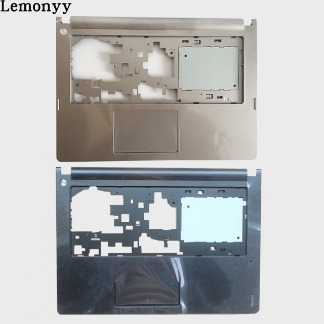 NEW cover case FOR Lenovo Ideapad S400 S400T S405 S410 S415 C Shell Palmrest Cover silver/black