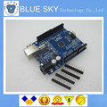 new high quality UNO R3 MEGA328P CH340G for Arduino Compatible NO USB CABLE