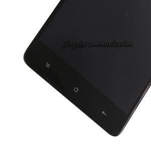 Image 3 - Per Oukitel K6000 Pro display LCD e touch screen digitizer componenti Per k6000 pro LCD prova di 100% di trasporto libero + strumenti