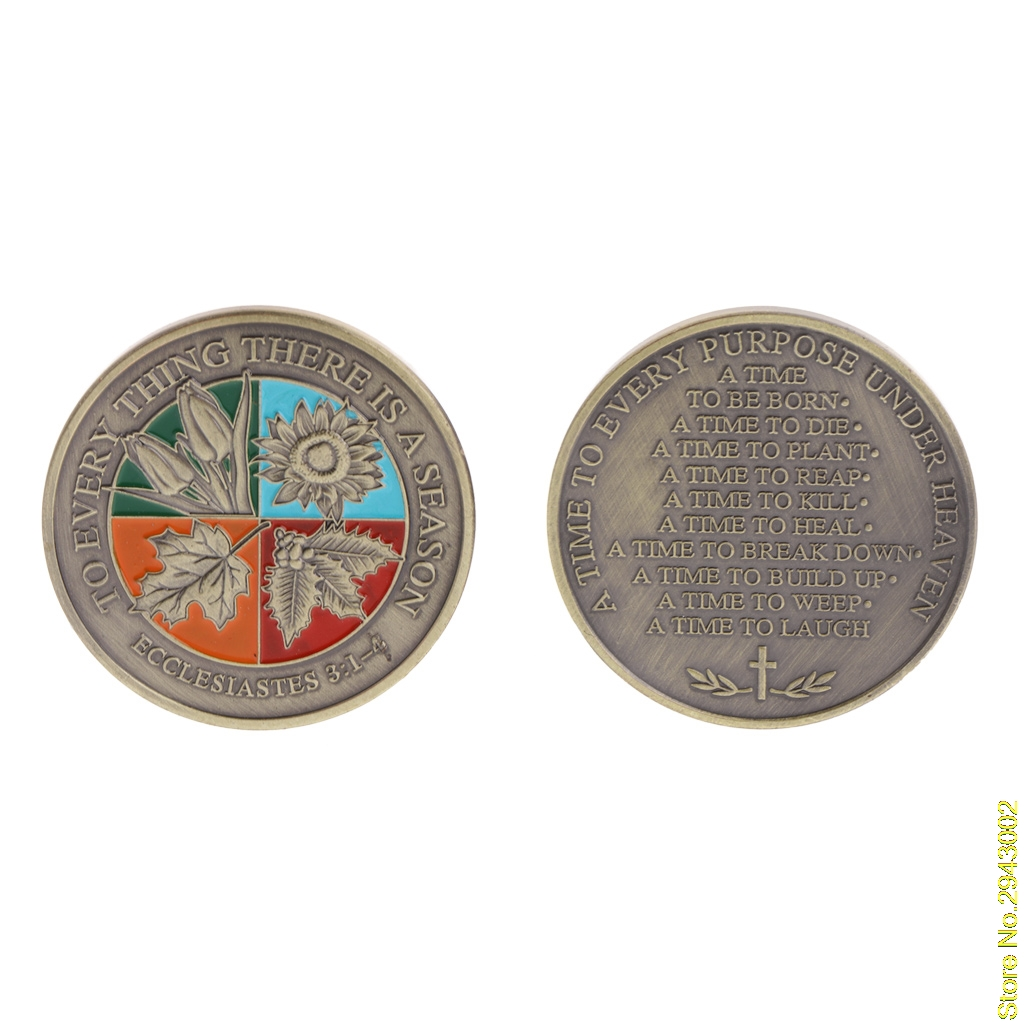 sentence with coin