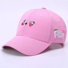 XCZJ Breathable Baseball Cap Cotton Embroidery Women Summer Mesh Hats Sun Beach Hat Casual Adjustable Unisex Snapback H066