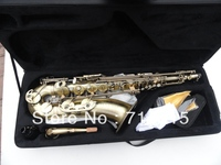 Wholesale France 54 Bronze Copy Henry SELMER Tenor Saxophone Instrument Reference