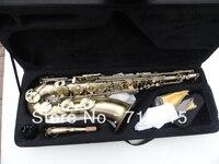Wholesale France 54 Bronze Copy Henry SELMER Tenor Saxophone Instrument Reference