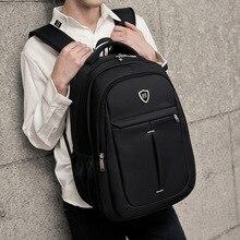 Водонепроницаемый износостойких материалов сумка Тетрадь рюкзак Для мужчин Для женщин Водонепроницаемый ноутбук рюкзак Колледж сумка школьная сумка