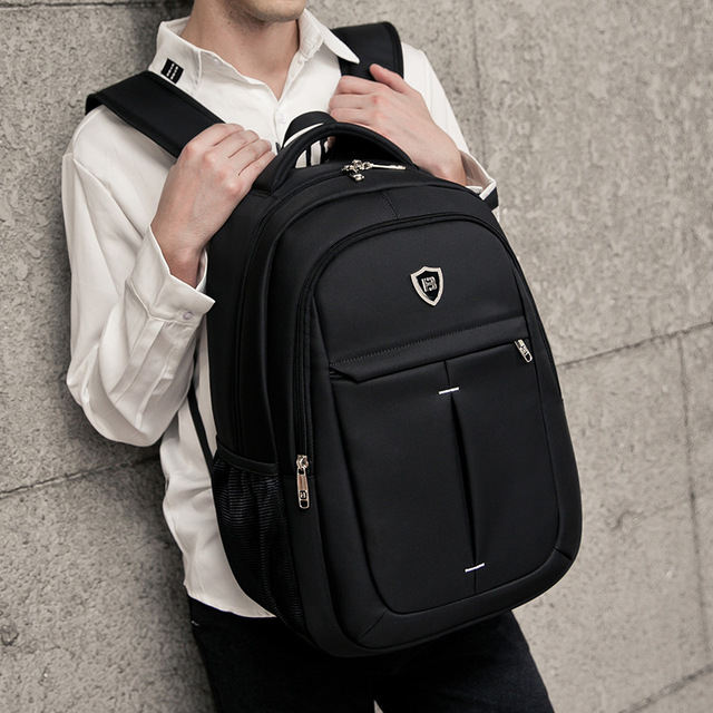 aa7da474ca90 Waterproof wear-resistant materials Bag Notebook Backpack Men Women Waterproof  Laptop Backpack College Students Bag school bag