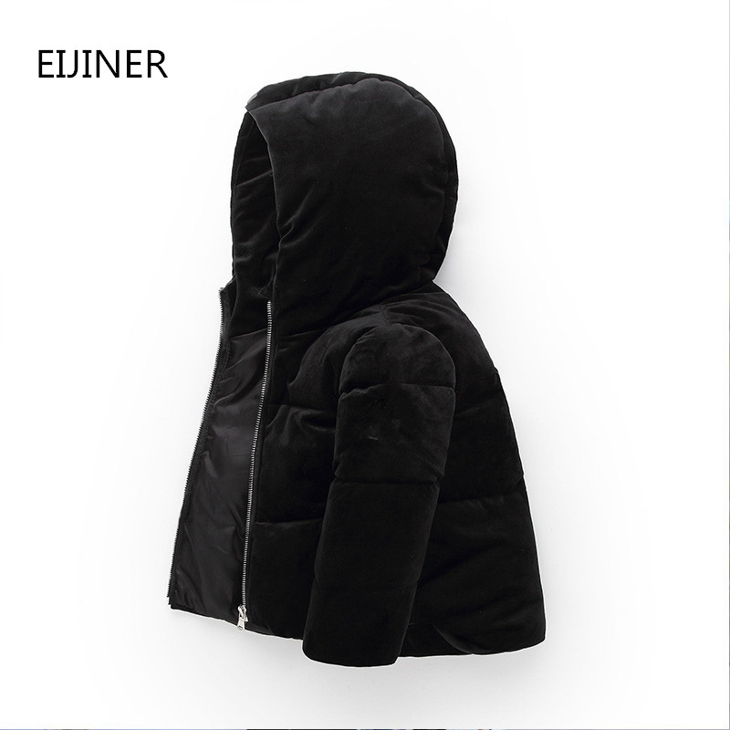 Children Winter Jackets 2018 New Girls Winter Coat Autumn Warm Hooded Long Sleeve Baby Toddler Boys Jacket Kids Parka Outerwear clothing mens winter jackets coat warm men s jacket casual outerwear business medium long coat men parka hooded plus size xxxl
