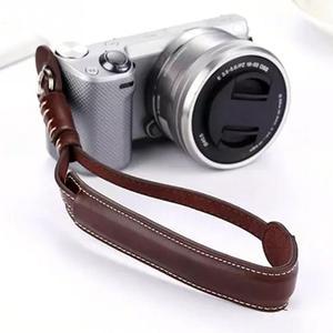 New Camera Wrist Hand Strap Grip PU Leather For Finepix Fuji Fujifilm X30 X20 X10 XT10 XT1 X100T X100 X100S XE1 XE2 XM1 XA1 XA2(China)