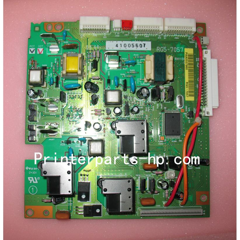 RG5-7057-000 for HP LaserJet 5100 Series DC Controller Board