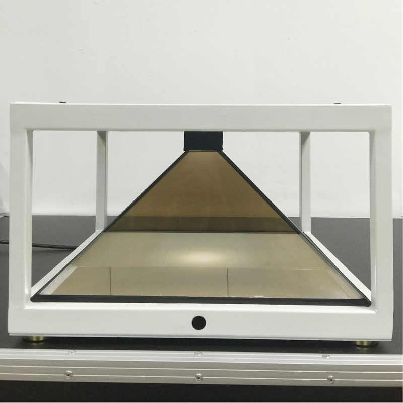19 HD 4 Sides Holographic Pyramid 3D Display Showcase Hologram Box For Sale Online showcase presents superman volume 4