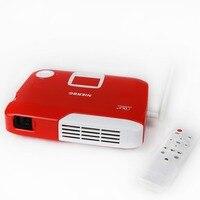 Mini Home Projector 3D Smart Cinema DLP 1500 ANSI Lumens Dual Wifi Android 4 4 Big