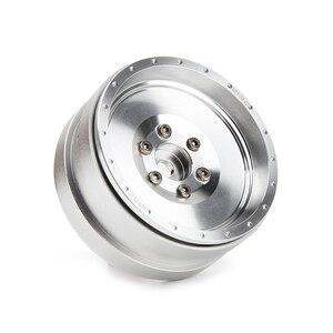 Image 2 - D1RC 1.9 Beadlock jant tüm 1:10 1:8 paletli araba parçaları eksenel TRX4 olmayan VP tekerlek