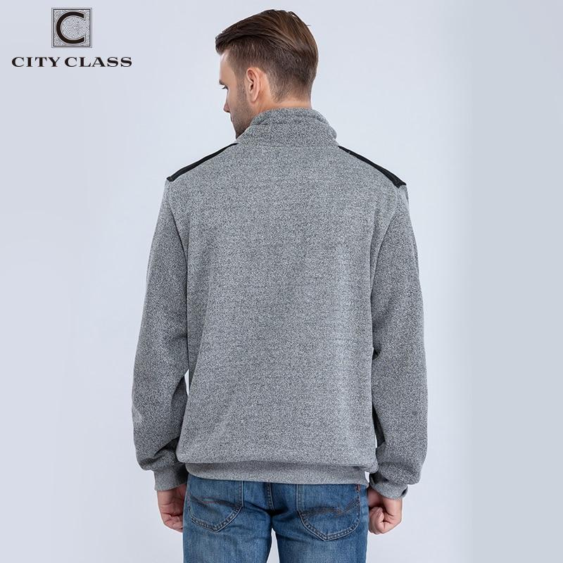 CITY CLASS Herbst & Winter Herren Sweatshirts von Markenkleidung - Herrenbekleidung - Foto 3