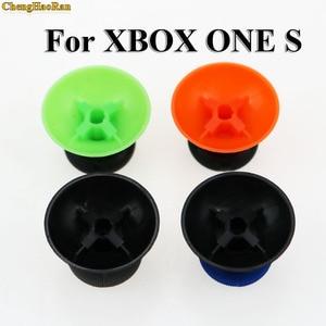 Image 2 - ChengHaoRan Новый 2 шт для Microsoft Xbox One X S контроллер 3D аналоговые палки с захватом джойстика колпачок синий красный контроллер