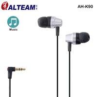 Heißer Verkauf Pro Gute Klangqualität Geschenk Box Hifi HD High-end Bass Stereo Musik Universal In-ohr Verdrahtete 3,5mm Kopfhörer für MP3 MP4