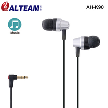 Hot Sale Pro Good Sound Quality Gift Box Hifi HD High-end Bass Stereo Music Universal In-ear Wired 3.5 mm Earphone for MP3 MP4