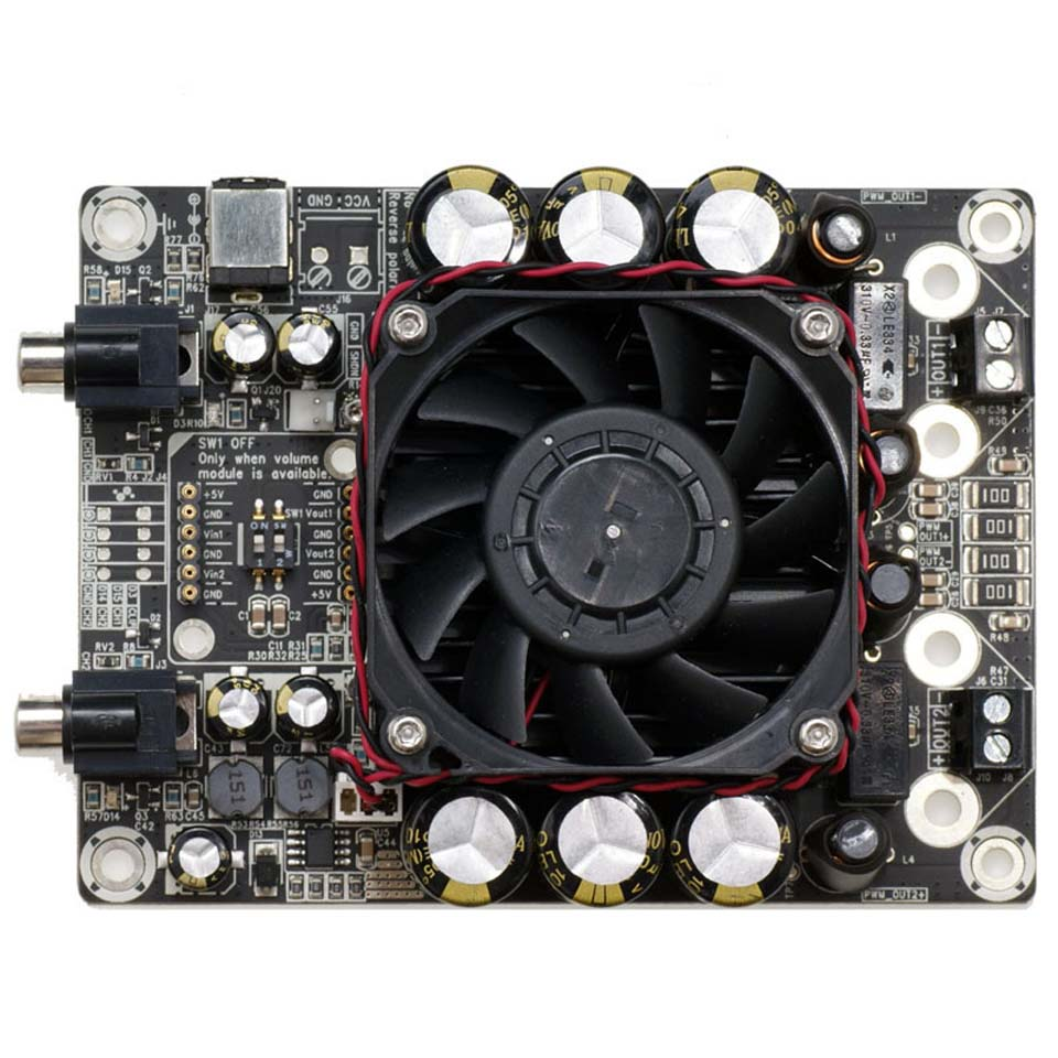 amplifier board (4)
