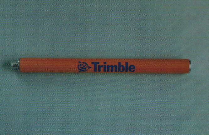 100pcs  0.3 M Trimble Antenna Extention Pole 12 Inch/1 foot Trimble Pole Section GPS|Tool Parts| |  - title=