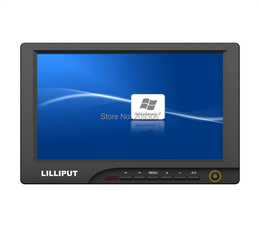 lilliput The lilliput a7s is the first lilliput monitor to feature 4k inputs at the 7 screen size it's uhd 4k compatible with 16:9 aspect ratio lcd field monitor which presents its images on a full hd 1920x1.