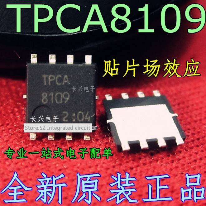 5pcs/lot TPCA8109 TPCA 8109 MOSFET(Metal Oxide Semiconductor Field Effect Transistor) new