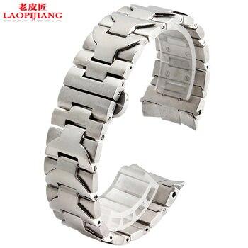 919c96cd4954 De cuero de vaca correas para pam359 pan438 pan441 PAM banda de reloj de  2019 de los hombres reloj de pulsera de moda 24 MM reloj Correa accesorios